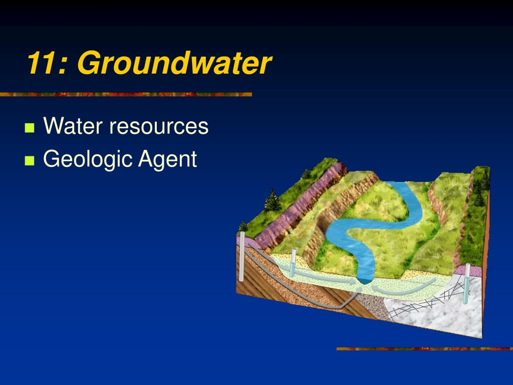 11 groundwater l.