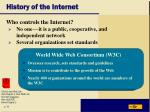 history of the internet6