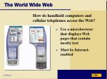 the world wide web15