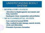 understanding bodily system5