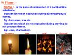 9 flame