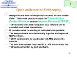 open architecture philosophy18