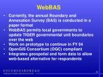 webbas