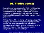 dr fiddes cont17