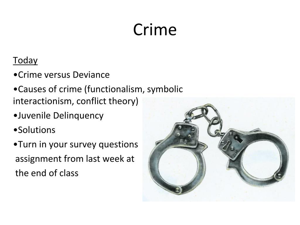 crime l.