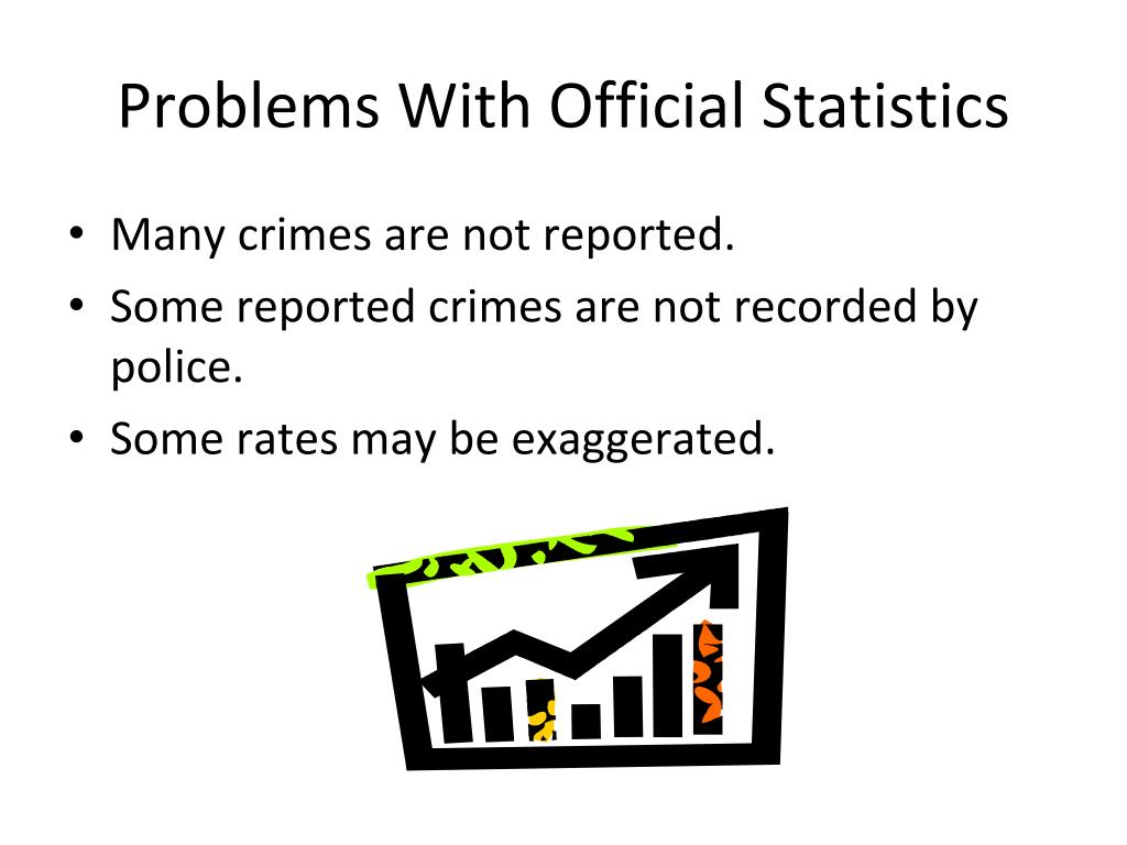 Problems With Official Statistics