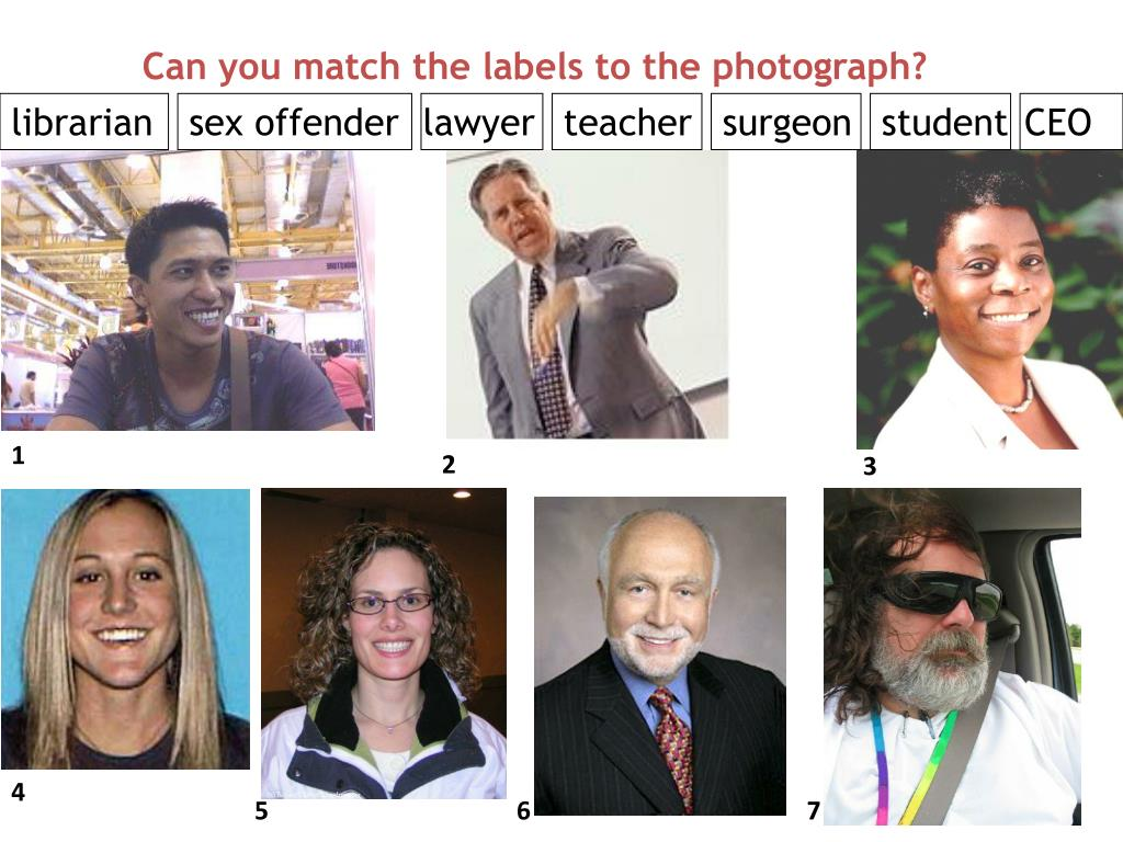 Can you match the labels to the photograph?