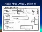 noise map area monitoring