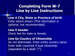 completing form w 7 line by line instructions31
