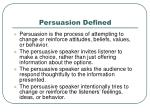 persuasion defined