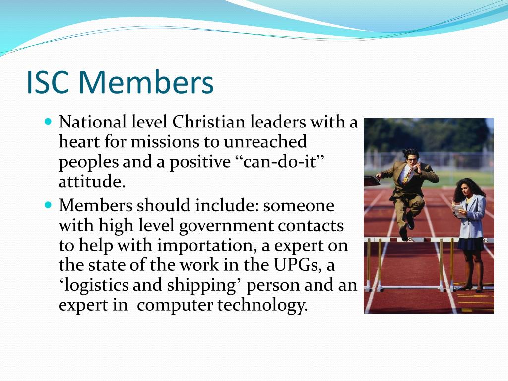 ISC Members