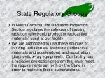state regulatory groups
