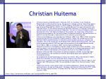 christian huitema