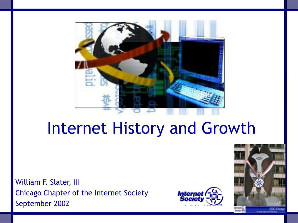 internet history and growth l.