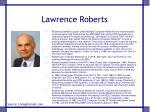 lawrence roberts23
