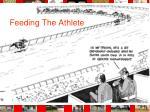 feeding the athlete