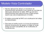 modelo vista controlador6