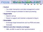 what are the benefits of as210