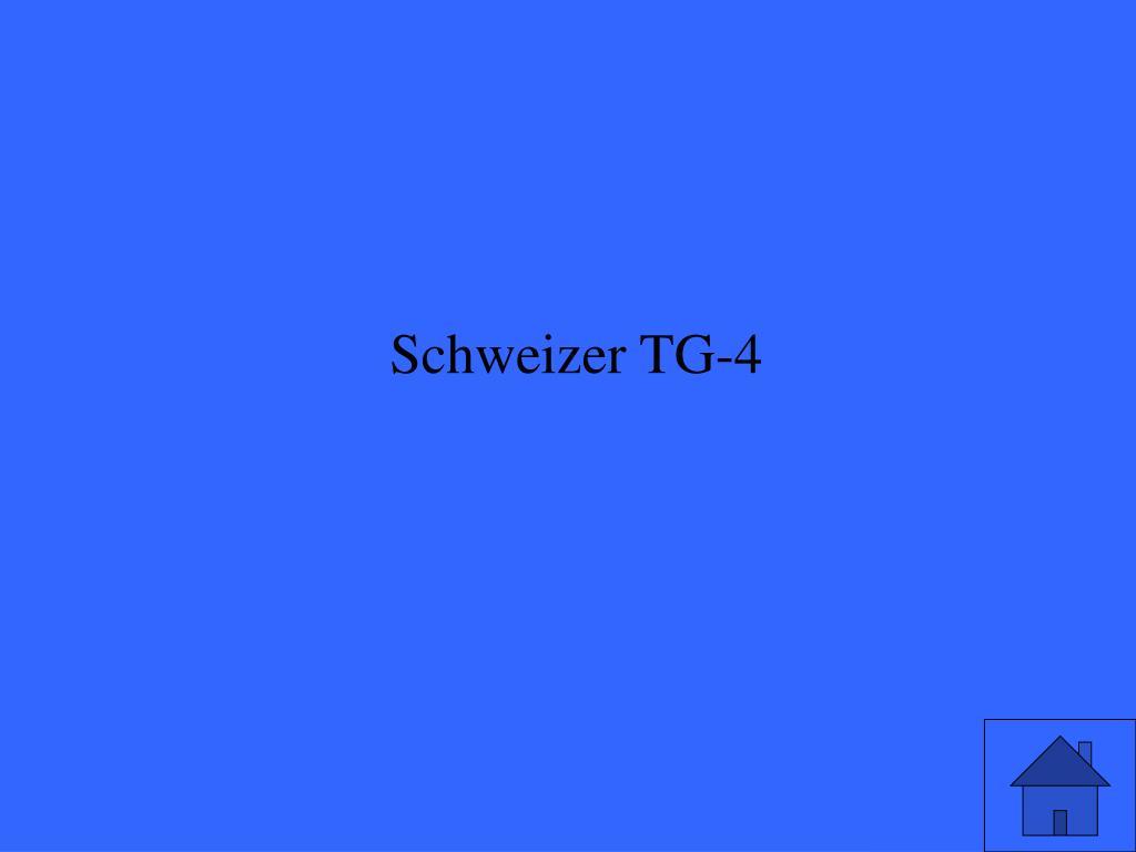 Schweizer TG-4