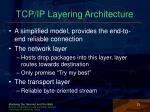 tcp ip layering architecture23