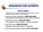 brief smoking cessation interventions in a hospital setting resources for patients17