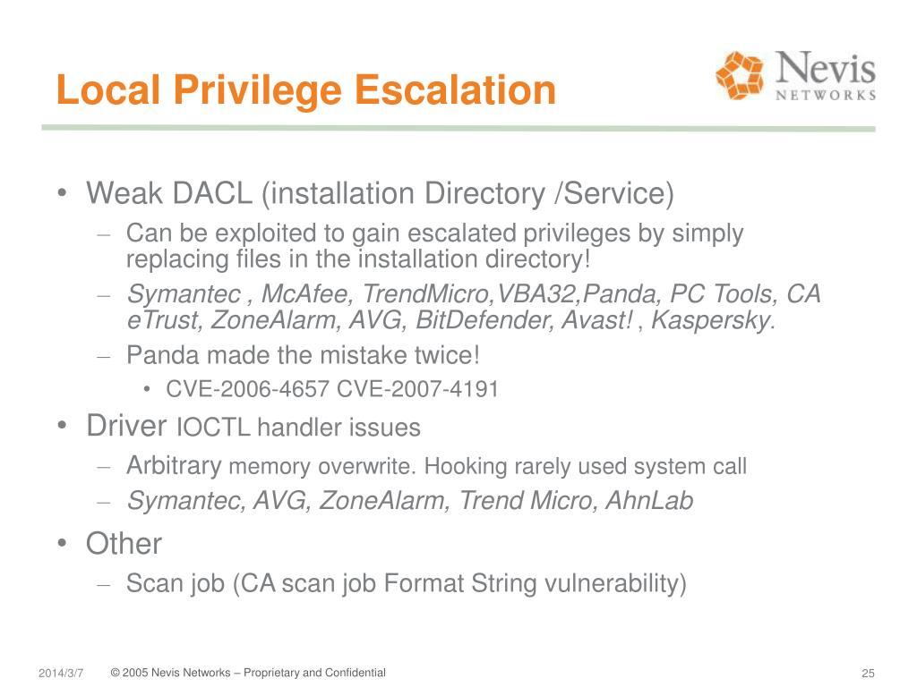 PPT - Attacking Antivirus PowerPoint Presentation - ID:22563