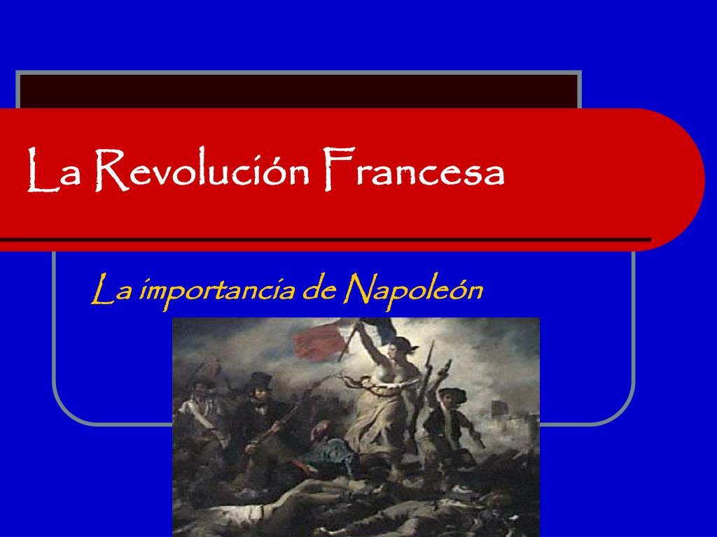 la revoluci n francesa l.
