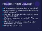pennebaker article discussion1