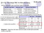 5 15 two stage abc for manufacturing
