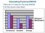 calculating factorial anova6