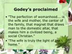 godey s proclaimed