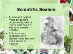 scientific sexism30