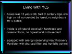 living with mcs15