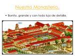 nuestro monasterio