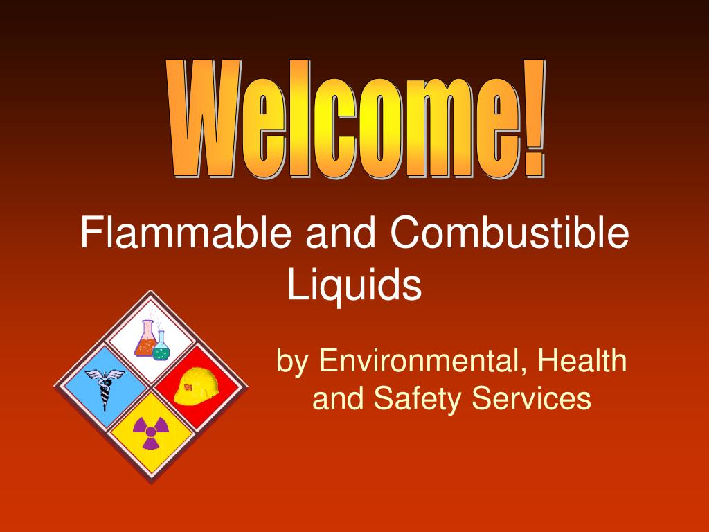 flammable and combustible liquids l.