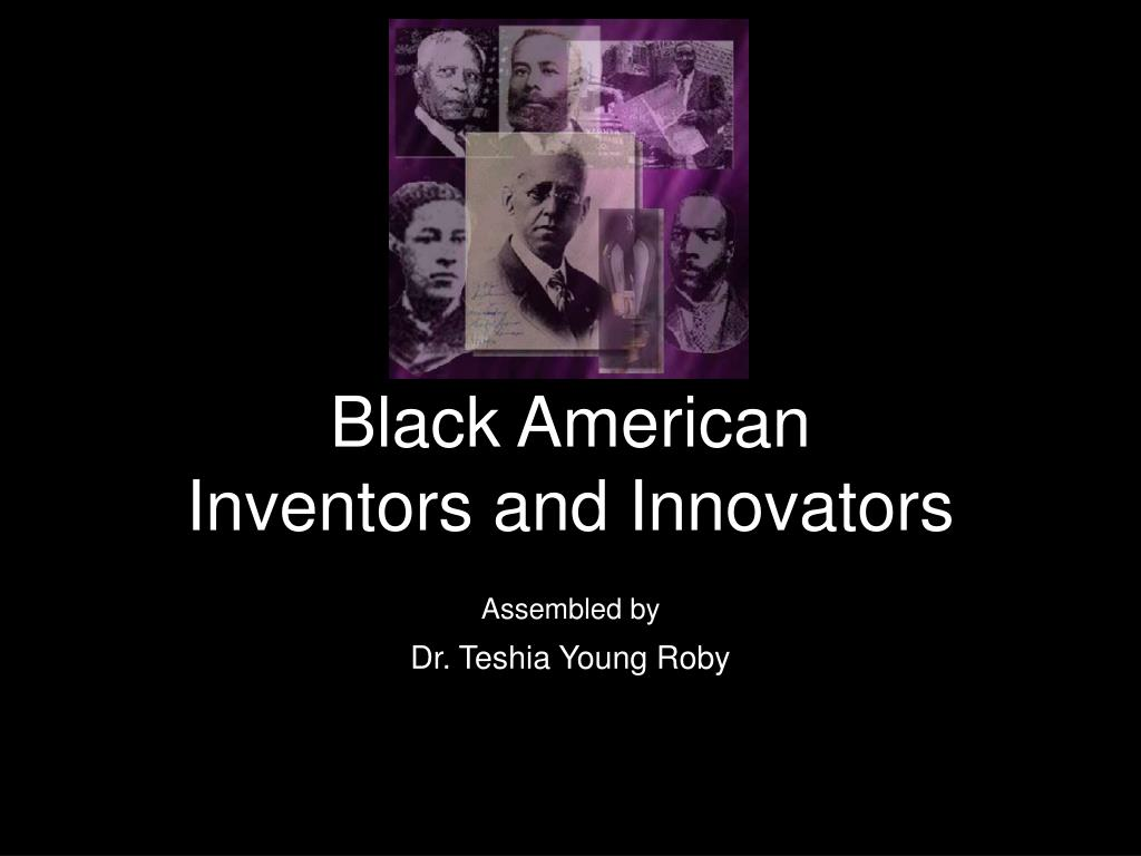 black american inventors and innovators l.
