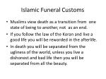 islamic funeral customs32