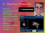 4 physical chemistry