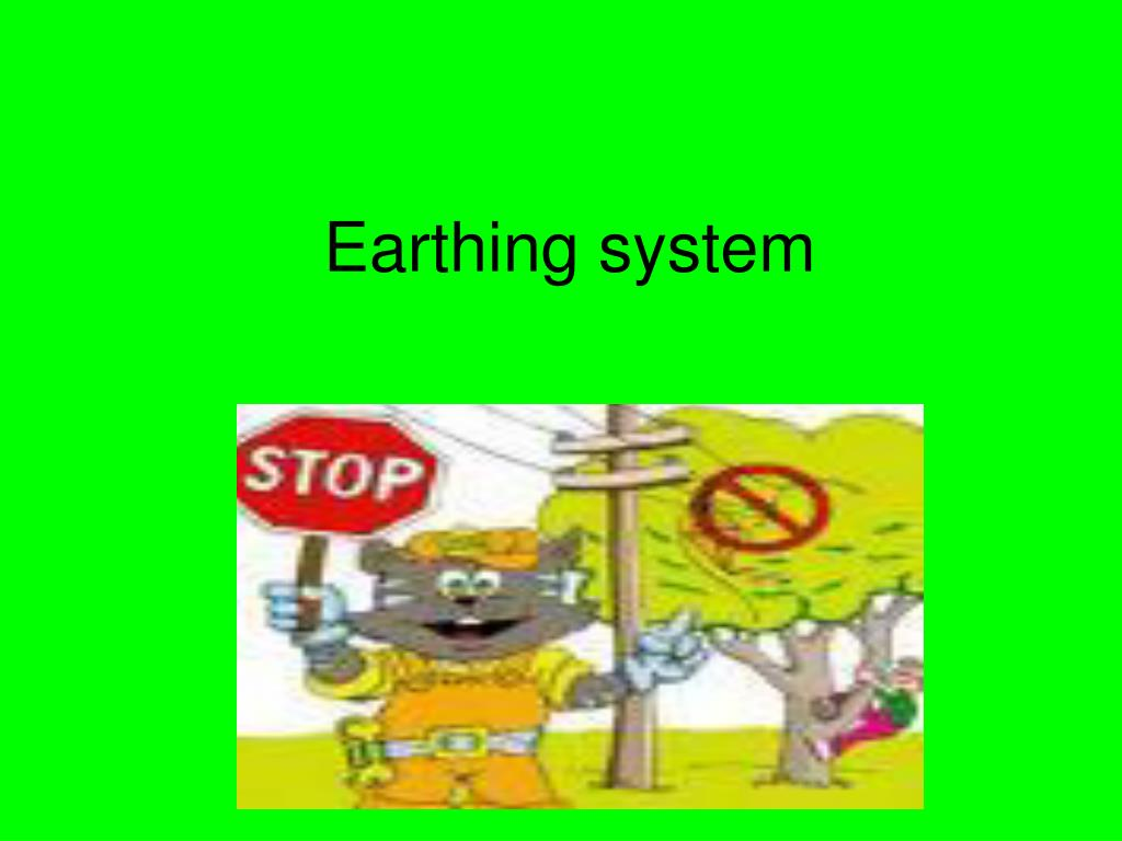 earthing system l.