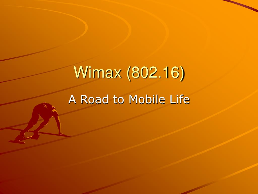 wimax 802 16