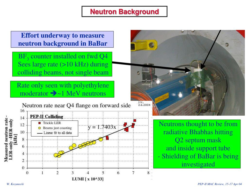 Neutron Background