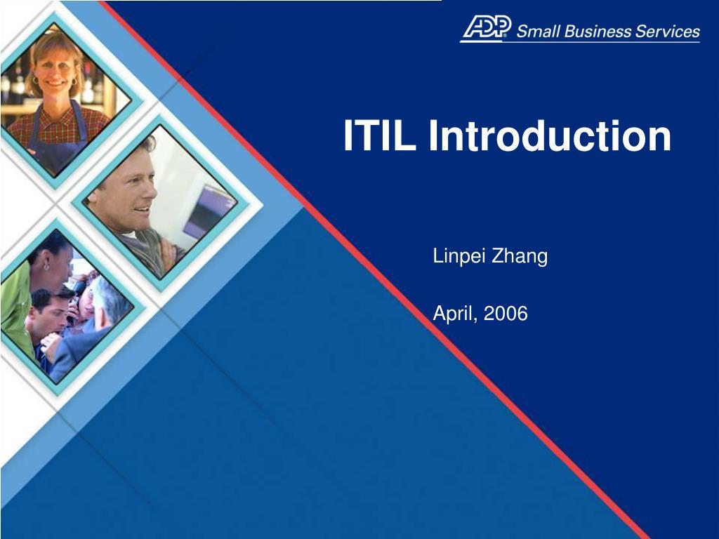 itil introduction l.