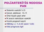 pol arter t s nodosa pan25