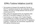epa s turbine initiative cont d5