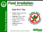 fight bac tips