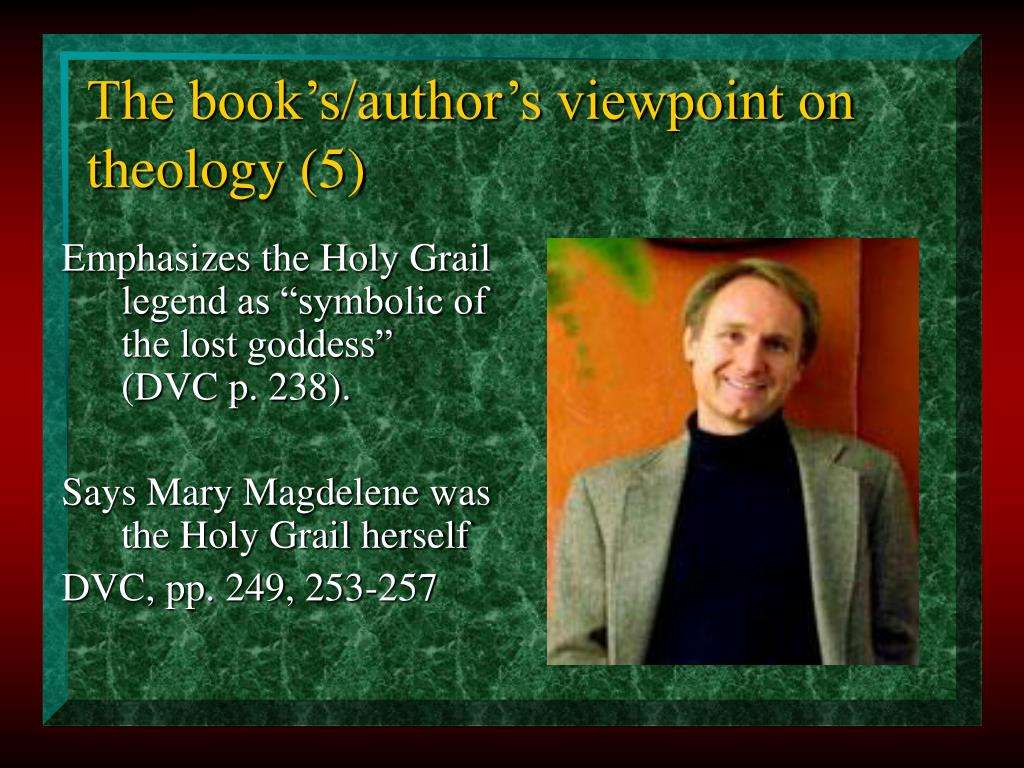 The book's/author's viewpoint on theology (5)