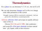 thermodynamics6