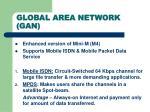 global area network gan