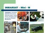 inmarsat mini m21