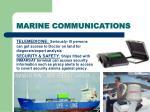 marine communications34